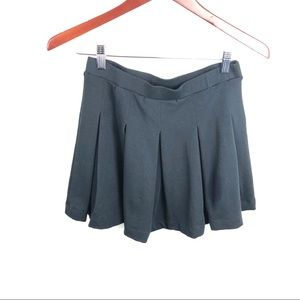 Splendid Black Mini Skirt Size Small